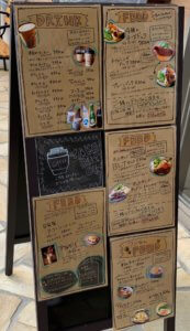 1Life Cafe Menu
